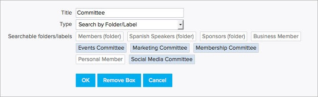 directory search by label