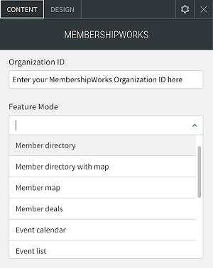 without code organization ID