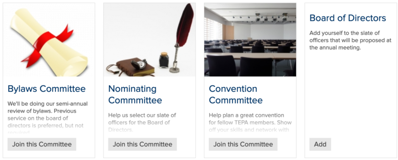 committee join form